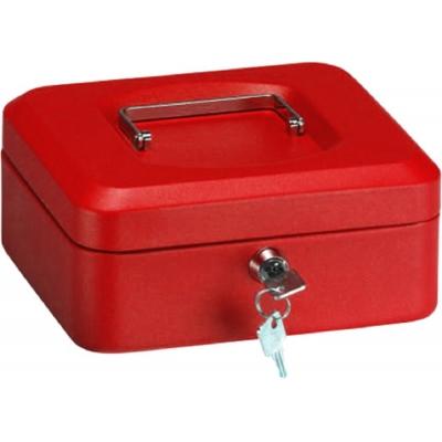 Φορητό ταμείο Arregui Elegant C9234 - Κόκκινο