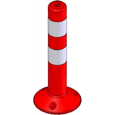 Κολωνάκι Πλαστικό απλό 45cm