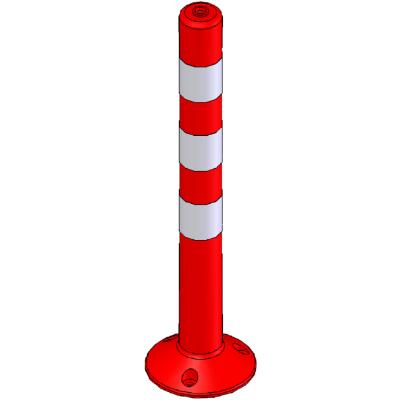 Κολωνάκι Πλαστικό απλό 75cm