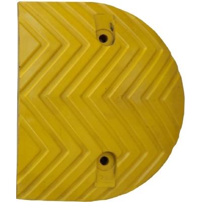 Σαμαράκι ακραίο κομμάτι κίτρινο 3,5cm ύψος