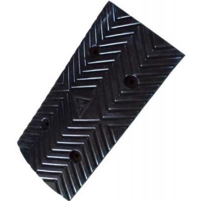 Σαμαράκι μεσαίο κομμάτι μαύρο 3,5cm ύψος