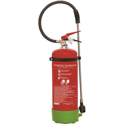 Πυροσβεστήρας 6Lt Αφρού χωρίς Φθόριο (για μπαταρίες και λάστιχα)