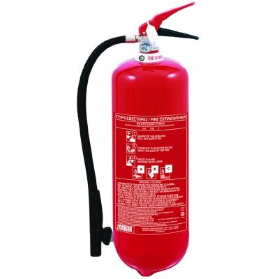 Πυροσβεστήρας 6kg Ξηράς Σκόνης ABC40 Exclusive