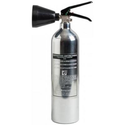 Πυροσβεστήρας CO2 2kg INOX