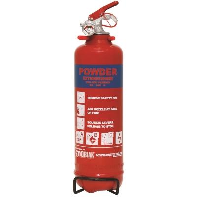 Πυροσβεστήρας 1Kg Ξηράς Σκόνης BSI