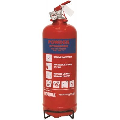 Πυροσβεστήρας 2Kg Ξηράς Σκόνης BSI