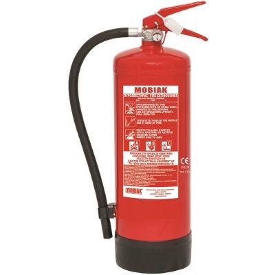 Πυροσβεστήρας 6Kg Ξηράς Σκόνης ABC30% 43A 233B C