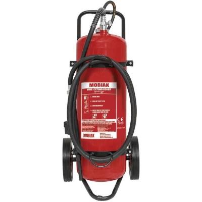 Τροχήλατος Πυροσβεστήρας Αφρού 135Lt με εξωτερικό φιαλίδιο