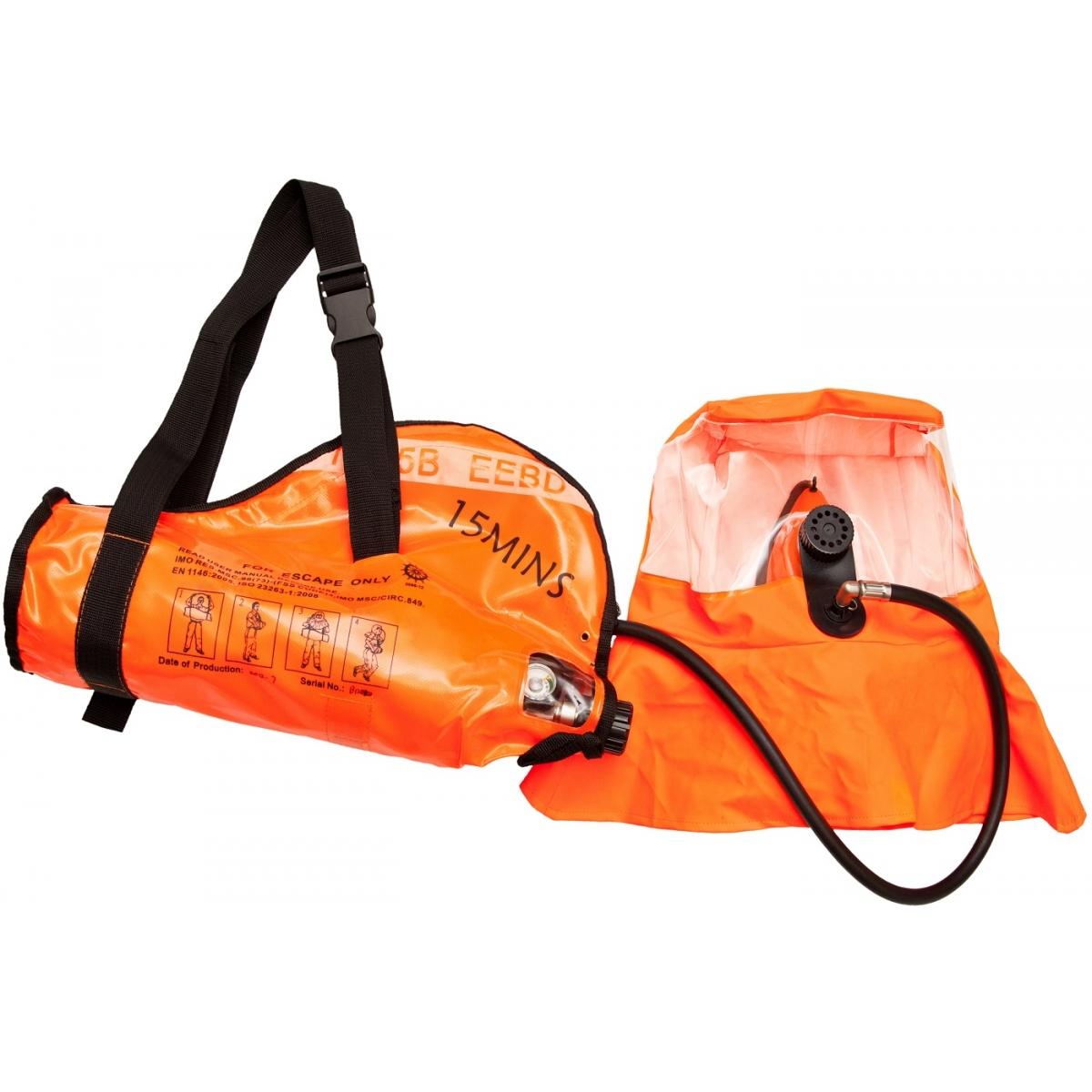Αναπνευστική Συσκευή Διαφυγής 15 λεπτών