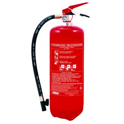 Πυροσβεστήρας 12kg Ξηράς Σκόνης ABC40
