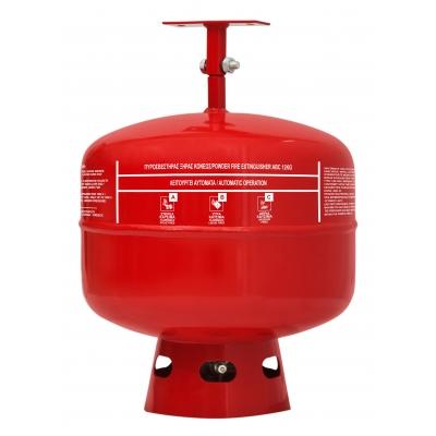 Πυροσβεστήρας Οροφής 12Kg Ξηράς Σκόνης ABC40%