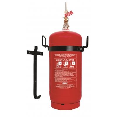 Πυροσβεστήρας 25Kg Ξηράς Σκόνης Τοπικής Εφαρμογής