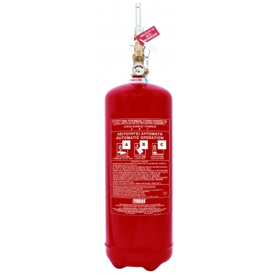 Πυροσβεστήρας 12Kg Ξηράς Σκόνης Τοπικής Εφαρμογής