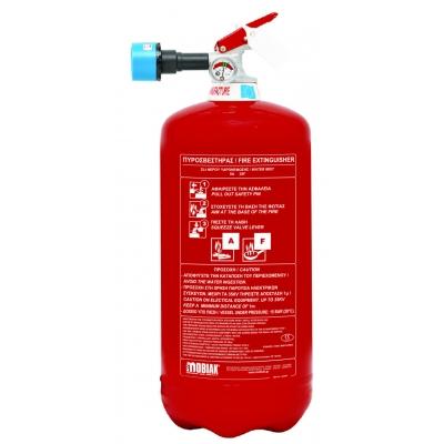 Πυροσβεστήρας 2lt Υδρονέφωσης