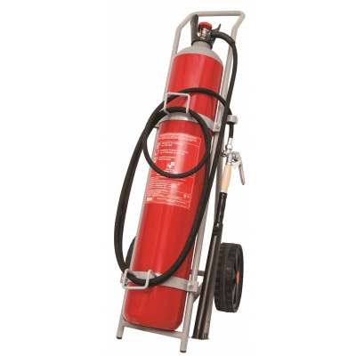 Πυροσβεστήρας 45kg CO2