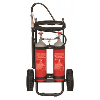 Πυροσβεστήρας 2x5kg CO2
