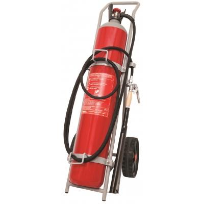 Πυροσβεστήρας 30kg CO2