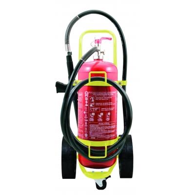 Τροχήλατος Πυροσβεστήρας 100Lt Αφρού afff 1,5%
