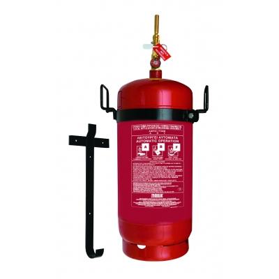 Πυροσβεστήρας 17Lt ABF Wet chemical Τοπικής Εφαρμογής