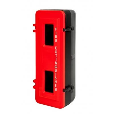 Θήκη Πυροσβεστήρα Πλαστική ADR Βαρέως τύπου 6-9-12Kg/6-9Lt