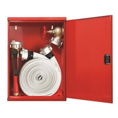 """Πλήρης Πιστοποιημένη Πυροσβεστική Φωλιά , Σωλήνα 1&3/4"""" 8 bar 20m, 550 x 390 x 180 mm"""