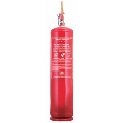 Πυροσβεστήρας 12Lt ABF Wet chemical Τοπικής Εφαρμογής