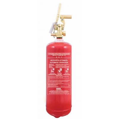 Πυροσβεστήρας 9Lt ABF Wet chemical Τοπικής Εφαρμογής