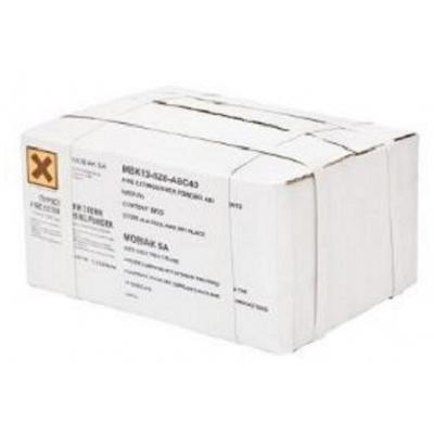 Πυροσβεστική Σκόνη ΑΒC 40% Xαρτοκιβώτιο 6Kg
