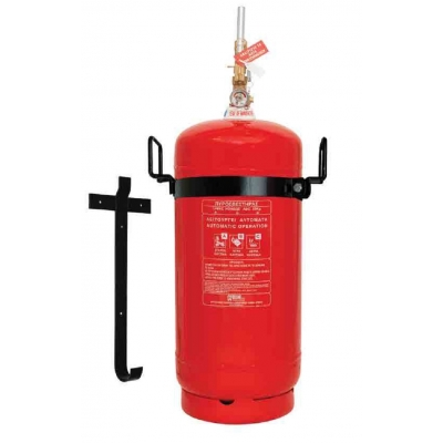 Πυροσβεστήρας 50Kg Ξηράς Σκόνης Τοπικής Εφαρμογής