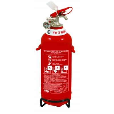 Πυροσβεστήρας 1Kg Ξηράς Σκόνης ABC40