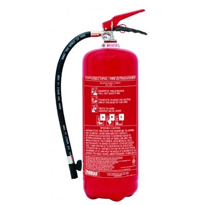 Πυροσβεστήρας 6kg Ξηράς Σκόνης ABC40