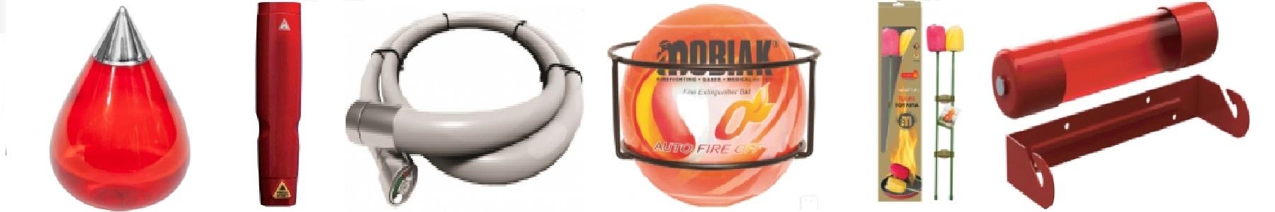 Ειδικοί τύποι πυροσβεστήρων