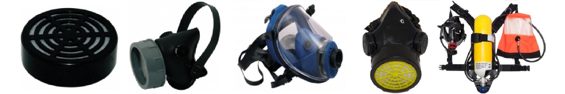 Προσωπίδες – αναπνευστικές συσκευές