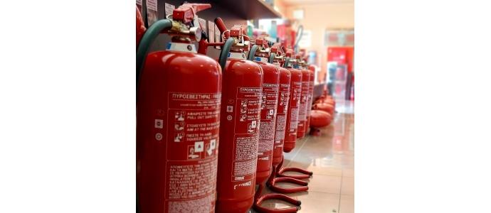 Λίγα λόγια για τους πυροσβεστήρες